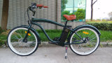 Bicicleta elétrica 350/500W do cruzador da praia do Ce