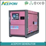 Cummins의 공장 150kVA Soundproof Diesel Generator Powered