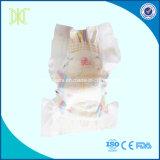 Os melhores tecidos descartáveis de venda da fralda do bebê do cuidado macio