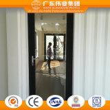 Insonorizadas Bascule la puerta con doble vidrio templado