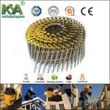 Tutto gradua i chiodi secondo la misura della bobina fascicolati collegare di legno del pallet