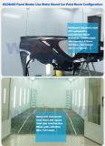 Horno a base de agua de la pintura del coche de la pintura Wld8400 para el Ce