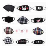 Comercio al por mayor de la máscara de polvo de algodón lavable en la boca de Material de la máscara facial