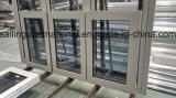 Casement алюминиевого окна отбрасывает вне окно