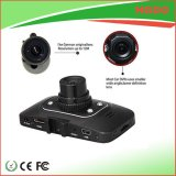 """2.7 """" carro Dashcam 1080P HD cheio GS8000"""