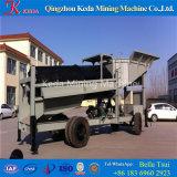 Setaccio diesel di potere del separatore di estrazione dell'oro