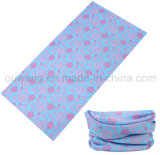 Hot Selling Popular Seamless Paisley Print Tube Bandana 100% Polyester