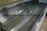 Refrigerador de pradaria e mostra quente com alta qualidade