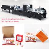 Máquina de la fabricación de cajas de /Corrugated de la cartulina del marco de la foto