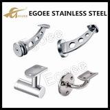 Stahlhandlauf-Rohr schließen Geländer-Zubehör-Gefäß-Handlauf-Halter an
