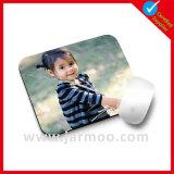 Impressão fotográfica doméstica personalizado Mouse pad de borracha
