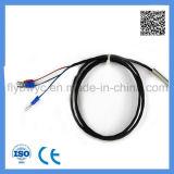 La rosca del sensor de temperatura PT100 RTD para microondas equipos mecánicos