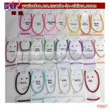 아이 진주 목걸이 귀걸이 팔찌 고정되는 결혼식 장관 (P3067)