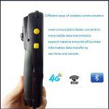 Ruwe 4G Androïde Handbediende PDA Industrieel met de Scanner van de Streepjescode