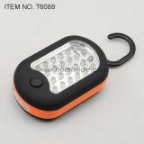 27 LED-Arbeitslicht mit Taschenlampe (T6088)