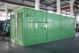 Recipiente de Cummins Kta38 800kw Genset