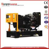 gerador elétrico silencioso Quanchai QC380d Amf25 60Hz de 10kVA 8kw
