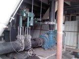 Valvola a saracinesca di ceramica della lama per la pianta di lavaggio del carbone