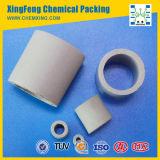 Chemikalie, die keramische Raschig Ring-Aufsatz-Verpackung füllt