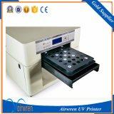 Imprimante UV de golf de Digitals de bille d'impression de taille UV de la machine A3 avec la hauteur élevée d'impression