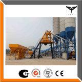 Bandförderer-konkrete Mischanlage 75m3/H, Hzs 75 Zeilensprung-Hebevorrichtung-konkrete stapelweise verarbeitende Pflanze Preis im China-Competetive