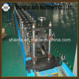 Rodillo del canal que forma la máquina