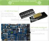 A3 크기 경제적인 UV LED 이동할 수 있는 덮개 인쇄 기계