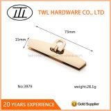 Hersteller-Preis-Befestigungsteil-Goldkippen-Verschluss für Beutel