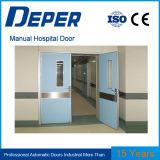 L'air hermétique automatique serré pour l'hôpital de porte coulissante