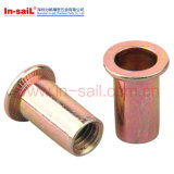 Chine Spécial Custom Rubber Isolated Rivet Nuts