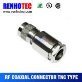 Conector TNC tipo abrazadera de LMR200