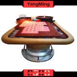 Kasino 2017 setzte LuxuxRoulette-Schürhaken-Tisch ein, den BerufsRoulette-Tisch-Fertigung für Spieler Ym-Rt05 kundenspezifisch sein kann