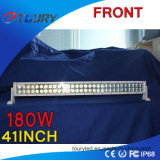전문가 180W 자동 점화는 LED 크리 사람 표시등 막대 Offroad 램프를 분해한다