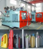Máquina moldando plástica do sopro para frascos do lubrificante