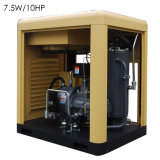 Компрессор воздуха винта высокого качества неподвижный/миниое мытье автомобиля Btd-7.5am компрессора воздуха/компрессора воздуха
