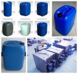 Machine de moulage de plastique pour le baril en plastique