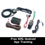 自由なIosまたは人間の特徴をもつAPPの追跡のリアルタイム車の手段GPSの追跡者