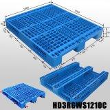 De goedkope HDPE Op zwaar werk berekende Plastic Pallet van maken-in-China van het Rek 1ton