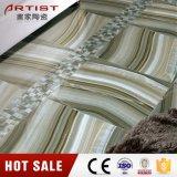 Carrelages discontinués par concept de marbre de porcelaine
