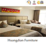 중국 자두 호텔 표준 침실 가구 (HD873)