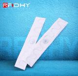 Resistente a altas temperaturas de UHF de tela lavables Etiqueta de servicio de lavandería