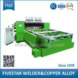 Machine de soudage à mailles métalliques à haute automatisation