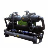 Wassergekühlter Schrauben-Kühler (doppelter Typ) Bks-500W2