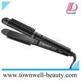 Profissional 3 em ferramentas rápidas de 1 cabelo para em linha reta e em cabelo da onda