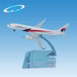 Het ModelSpeelgoed van het Vliegtuig van het Metaal van Boeing B737-800