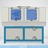 Máquina de pulir automática de la barra plana de acero inoxidable