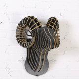 Fabricantes que vendem artesanato de madeira criativo Cabeça de Argal