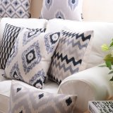 Fábrica de suprimentos Almofada de luxo luxuosa de linho de algodão