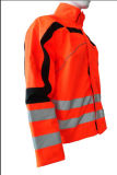 Coverall краткости одеяния Workwear ткани работы куртки горячего высокого качества 2017 Nylon померанцовый