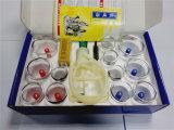 Terapia física de ahuecamiento del aparato médico del equipo de Hijama